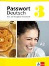 Passwort Deutsch 3 - učebnice němčiny s prac. sešitem (lekce 13-18)
