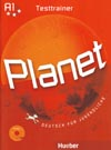 Planet 1 - Testtrainer - testy k 1. dílu učebnice s audio-CD