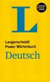 Langenscheidt POWER Wörterbuch Deutsch - výkladový slovník němčiny