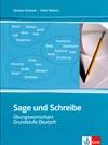 Sage und Schreibe - cvičebnice německé slovní zásoby
