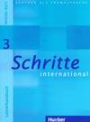 Schritte international 3 - metodická příručka (metodika)