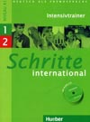 Schritte international 1 a 2 - cvičebnice + CD (Intensivtrainer)