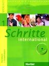Schritte international 1 - učebnice němčiny a pracovní sešit s CD k PS