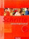 Schritte international 2 - učebnice němčiny a pracovní sešit s CD k PS