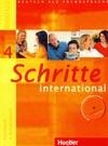 Schritte international 4 - učebnice němčiny a pracovní sešit s CD k PS