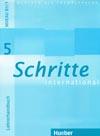 Schritte international 5 - metodická příručka (metodika)