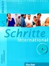 Schritte international 5 - učebnice němčiny a pracovní sešit s CD k PS