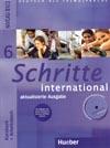 Schritte international 6 - učebnice němčiny a pracovní sešit s CD k PS