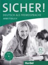 Sicher C1 - pracovní sešit němčiny vč. audio-CD