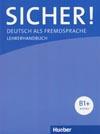 Sicher B1+ - metodická příručka pro učitele
