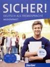 Sicher B1+ - paket médií k učebnici (2 audio-CD a 1 DVD)