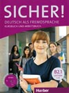 Sicher B2.1 - půldíl učebnice němčiny a prac. sešit (lekce 1-6)