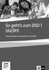 So gehts zum DSD I – metodická příručka s audio-CD a DVD