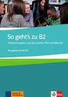 So geht's zu B2: Übungsbuch + MP3-CD - cvičebnice