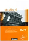 studio d: Die Mittelstufe B2/1 – metodická příručka a testy k učebnici