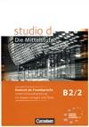 studio d: Die Mittelstufe B2/2 – metodická příručka a testy k učebnici