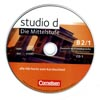 studio d: Die Mittelstufe B2/1 – audio-CD k učebnici němčiny