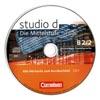 studio d: Die Mittelstufe B2/2 – audio-CD k učebnici němčiny