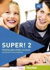 Super! 2 - učebnice pro interaktivní tabule