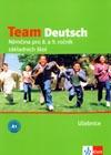 Team Deutsch 1 - učebnice němčiny (CZ verze)