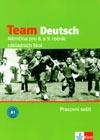 Team Deutsch 1 - pracovní sešit (CZ verze)