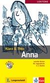 Anna - lehká četba v němčině náročnosti # 3 vč. mini-audio-CD
