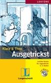 Ausgetrickst - lehká četba v němčině náročnosti # 2 vč. mini-audio-CD