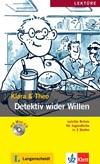 Detektiv wider Willen - lehká četba v němčině #1 vč. mini-audio-CD