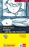 Einstein und das tote Kaninchen - lehká četba v němčině #2 vč. CD