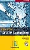 Spuck im Nachbarhaus - lehká četba v němčině #3 vč. mini-audio-CD