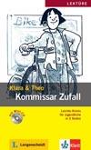 Kommissar Zufall - lehká četba v němčině náročnosti #2 + mini-audio-CD