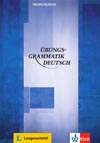 Übungsgrammatik Deutsch - cvičebnice gramatiky němčiny