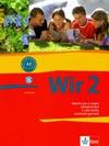 WIR 2 - 2. díl učebnice němčiny (CZ verze)