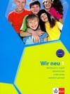 Wir neu 1 - učebnice němčiny pro základní školy