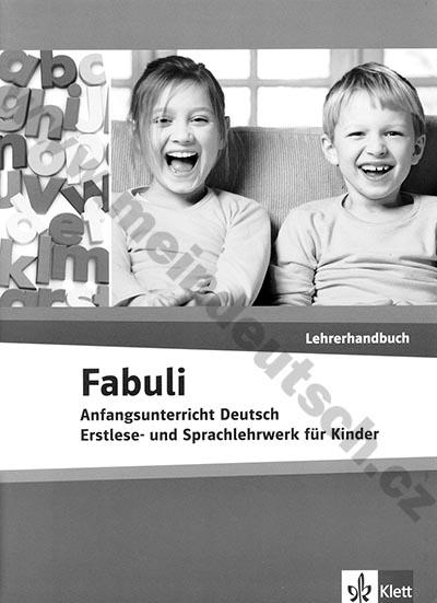 Fabuli - metodická příručka k učebnici pro děti