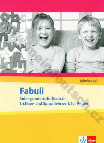 Fabuli - pracovní sešit pro děti bez znalosti psaní a čtení