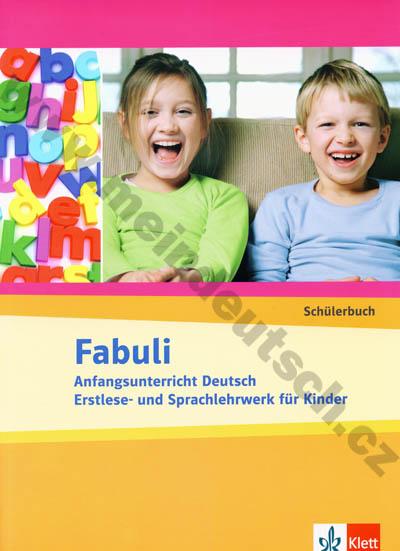 Fabuli - učebnice němčiny pro děti bez znalosti psaní a čtení