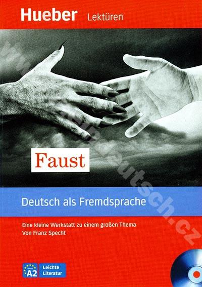 Dr. Faust - německá četba v originále s CD (úroveň A2)