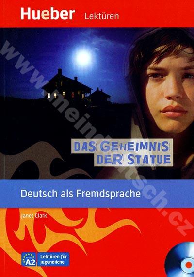 Das Geheimnis der Statue - německá četba v originále s CD (úroveň A2)