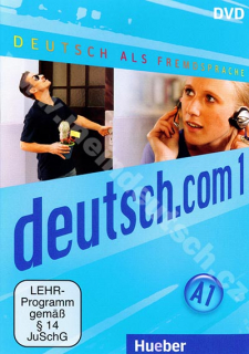 deutsch.com 1 - DVD k  1. dílu
