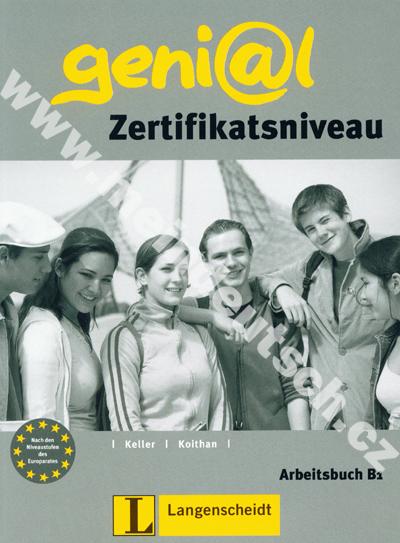 Geni@l B1 - 3. díl pracovního sešitu vč. CD k sešitu (Genial)