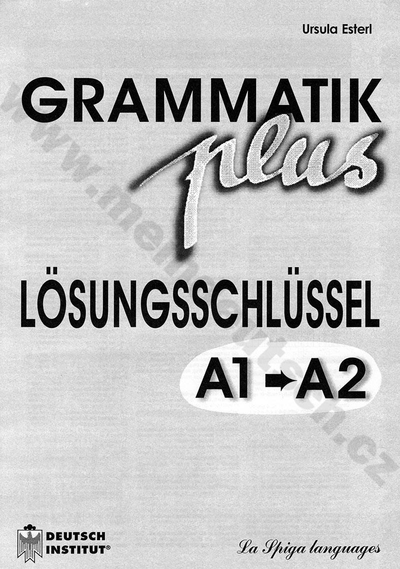 Grammatik aktiv a1-b1