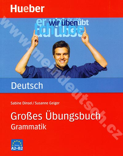 Großes Übungsbuch Deutsch Grammatik - cvičebnice německé gramatiky