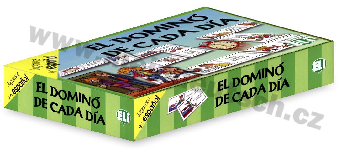 El dominó de cada día - didaktická hra do výuky španělštiny