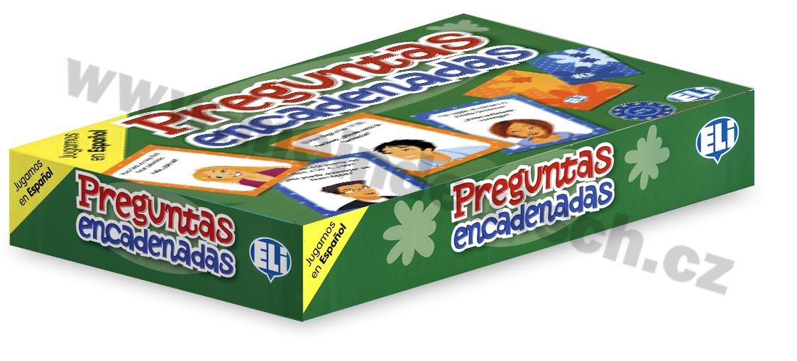 Preguntas encadenadas - didaktická hra do výuky španělštiny