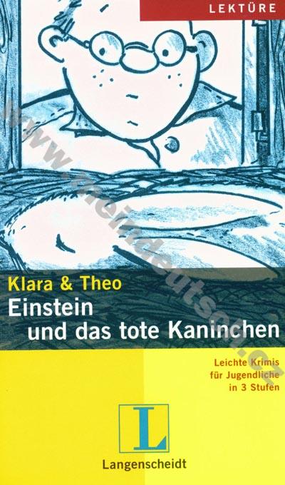 Einstein und das tote Kaninchen - lehká četba v němčině náročnosti # 2