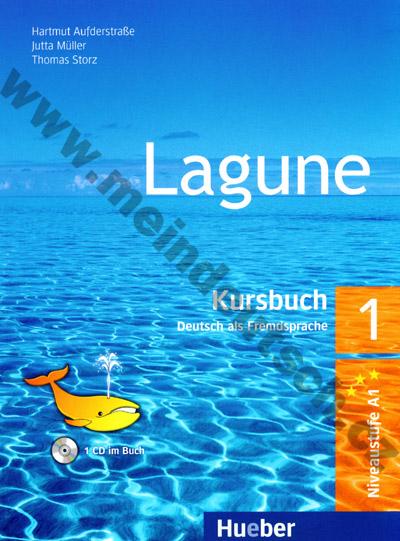 Lagune 1 - učebnice němčiny s audio-CD s fonetickými cvičeními