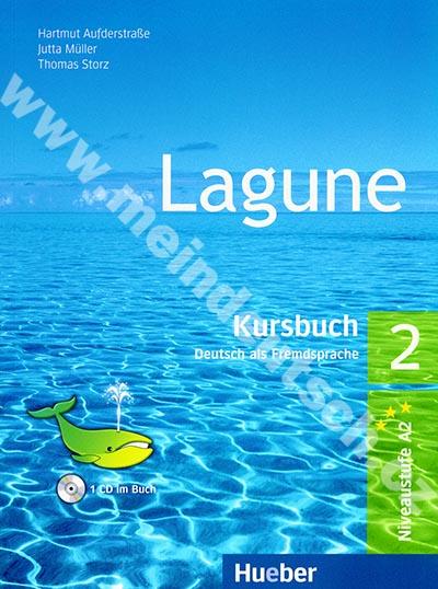 Lagune 2 - učebnice němčiny s audio-CD s fonetickými cvičeními