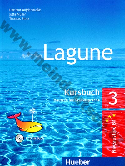 Lagune 3 - učebnice němčiny s audio-CD s fonetickými cvičeními