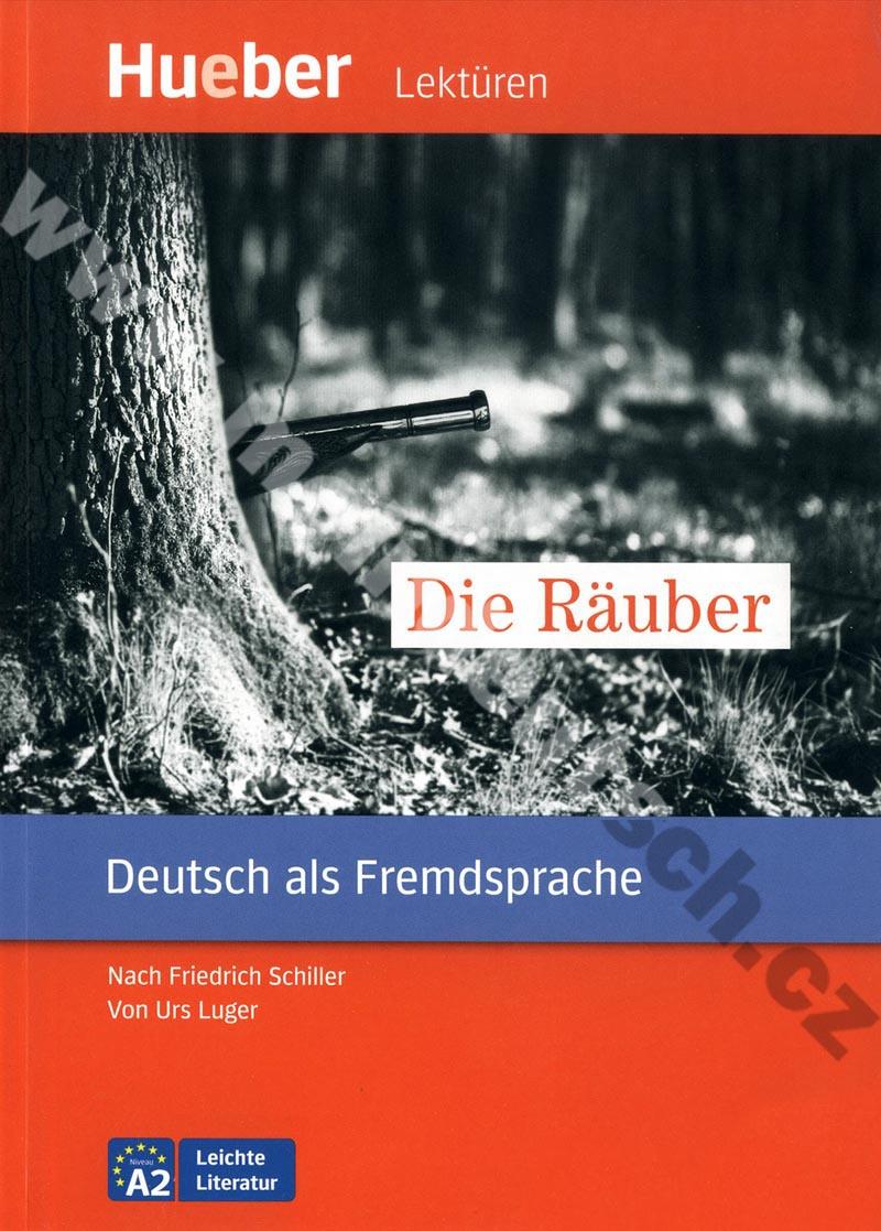 Die Räuber - německá četba v originále (úroveň A2)